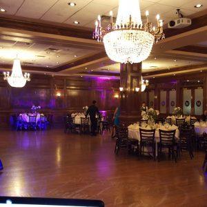 Dance Floor Lighing and up lighting