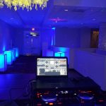 Video DJ'ing MC Dean Holiday Party December 2016